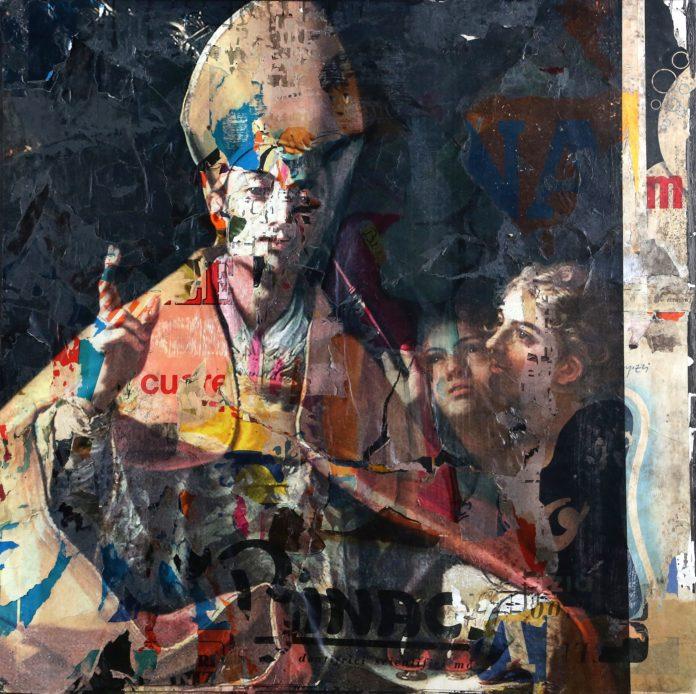 """San Gennaro celebrato dall'artista Andrea Chisesi con la mostra """"Street Home"""""""