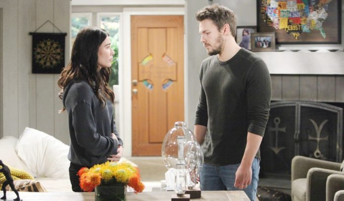 Beautiful, anticipazioni americane: Steffy rinuncia a Liam?