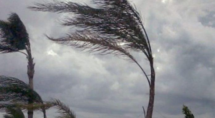 Meteo Campania, colpo di coda dell'inverno: in arrivo pioggia e vento