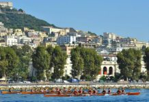 Canottaggio, Coppa Lysistrata: vince il Canottieri Savoia