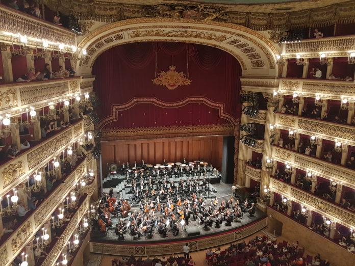 Mariangela Vacatello in concerto al Teatro San Carlo