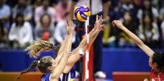 Volley, Mondiale Femminile: Italia Cina 3-1