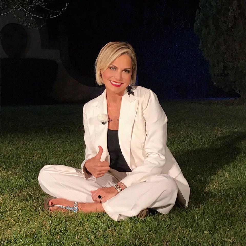 Simona Ventura inaugura la nuova stagione di Speciale Per Un'Ora d'Amore