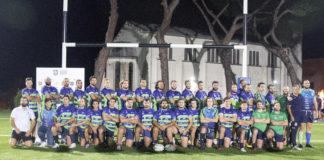 Amatori Napoli Rugby, presentata la nuova squadra
