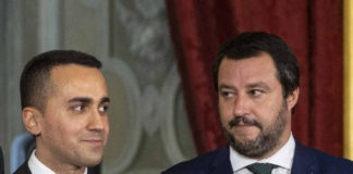 Dl, il Consiglio dei Ministri della pace con Di Maio e Salvini