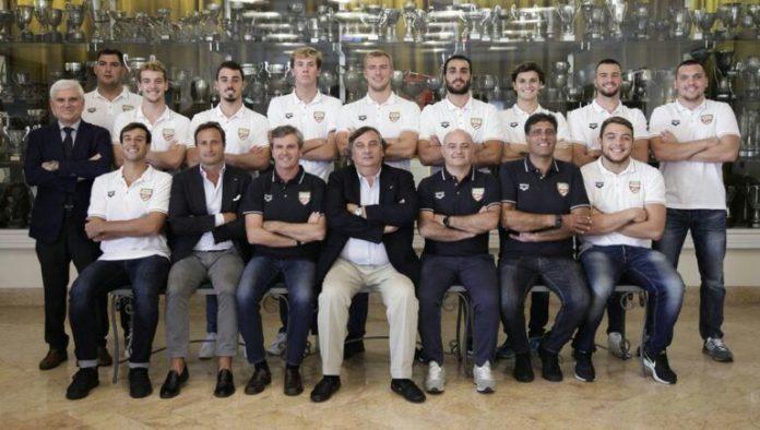 Pallanuoto, la Canottieri Napoli è pronta per il derby con il Posillipo