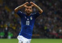 Calcio Napoli: i mille colori di Insigne