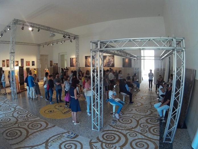 KLIMT Experience, a Napoli dal 20 ottobre 2018
