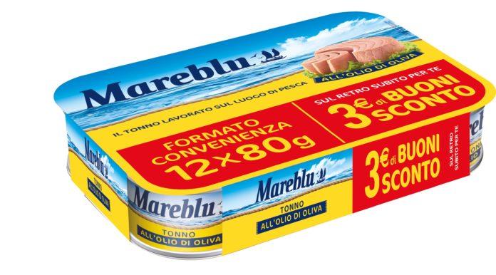 Tonno Mareblu ritirato da supermercati. Rischio microbiologico