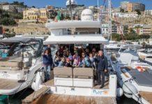 Navigare, 30 bambini del Santobono-Pausilipon in gita in barca