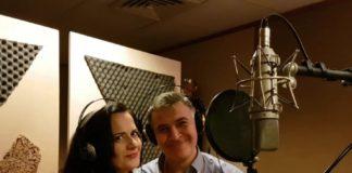Olga De Maio e Luca Lupoli presentano il singolo e videoclip 'Anche quando non vuoi'