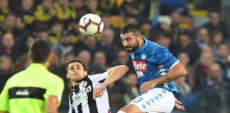 Calcio Napoli, Albiol torna ad allenarsi in gruppo