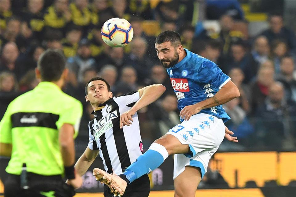 Calcio Napoli, Raul Albiol, saluta tifosi, compagni di squadra e società