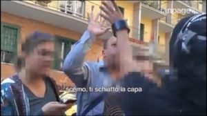 Jorit aggredito da consigliere di Fdi mentre dipinge il volto di Ilaria Cucchi