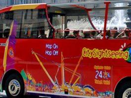 Caserta, arrivano i bus turistici scoperti tra Reggia, Belvedere e Casertavecchia