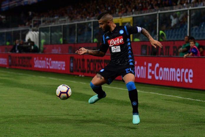 Calcio Napoli, Insigne: