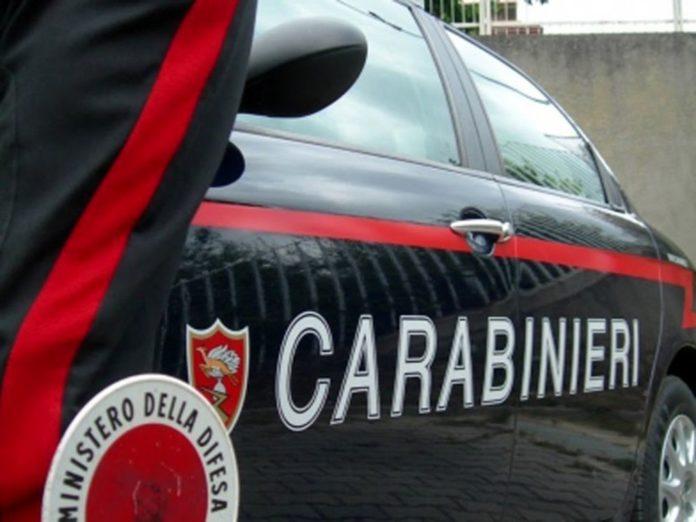 Qualiano, controllo dei Carabinieri: Sequestrata mazza chiodata