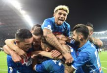 Calcio Napoli, gli azzurri segnano soffrono e vincono 3-0 ad Udine