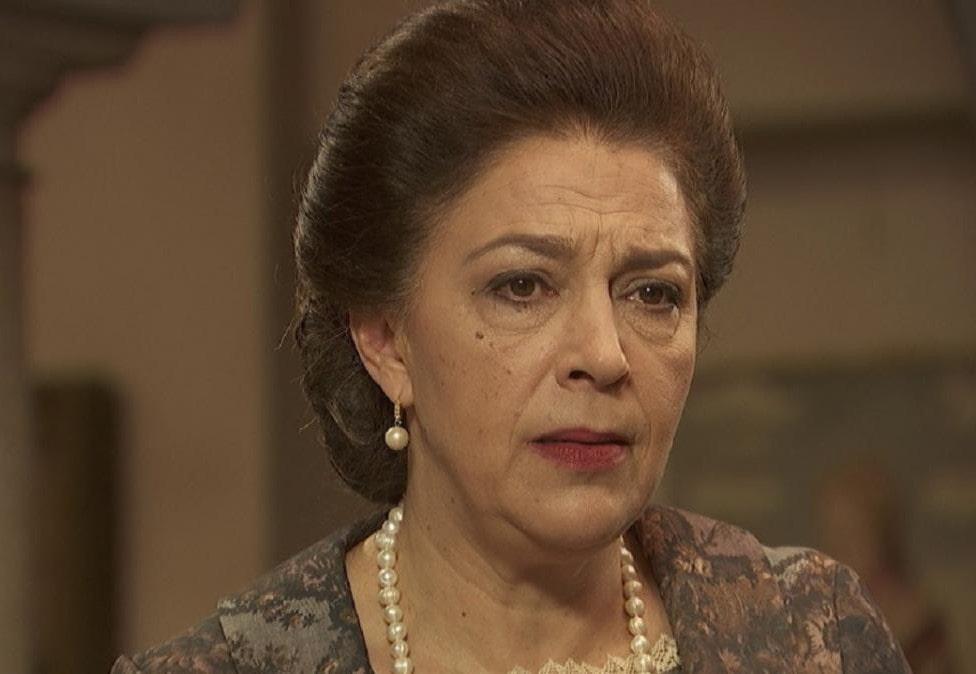 Il Segreto, anticipazioni: intervista a Donna Francisca