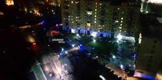 Smantellata piazza di spaccio a Scampia: 13 arresti nella notte