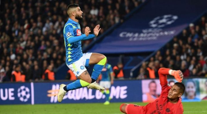 Calcio Napoli contro la Roma con Insigne pronto a sfidare Dzeko