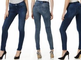 I Jeans skinny sono sempre di moda