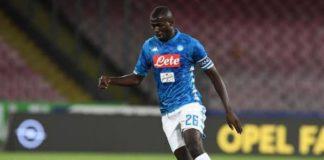 Calcio Napoli, Koulibaly tiene in ansia il tecnico Ancelotti
