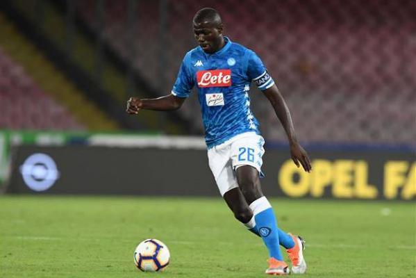 Calcio Napoli: domani alle 13.30 si decide sul ricorso per Koulibaly