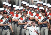 Legione straniera, tre napoletani hanno provato ad arruolarsi