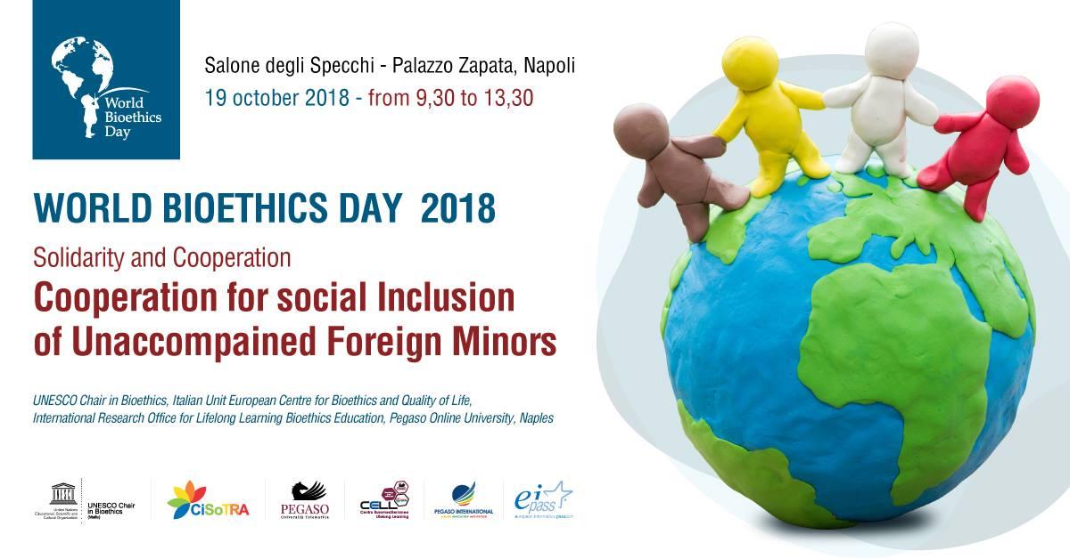 Università Pegaso, un convegno per la Giornata Mondiale della Bioetica