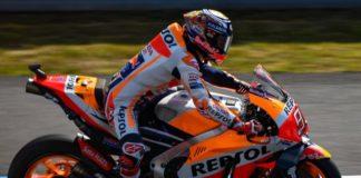 MotoGp, in Australia la pole è di Marquez. Rossi settimo