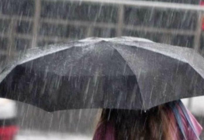 Allerta meteo Campania: in arrivo forti piogge e raffiche di vento