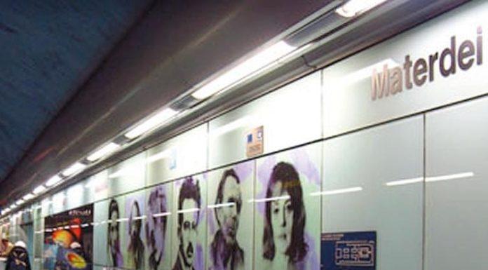 Napoli, Linea 1 della Metropolitana: nuova uscita alla Sanità