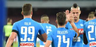 Napoli-Liverpool, probabili formazioni: è dubbio tra Milik e Mertens