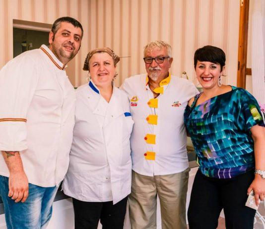 Lo chef Nicola Ricci all'insegna del chilometro zero, della bontà e del gluten free