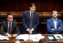 """Salvini: """"In quel cdm Conte leggeva e Di Maio scriveva"""""""