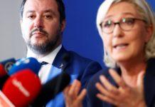 """Asse Salvini-Le Pen: """"Progetto comune per l'Europa futura"""""""