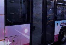 Ponticelli, colpi pistola ad aria compressa contro un bus Anm