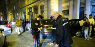 Napoli, sparatoria in via Chiatamone: arrestato un uomo di Ponticelli