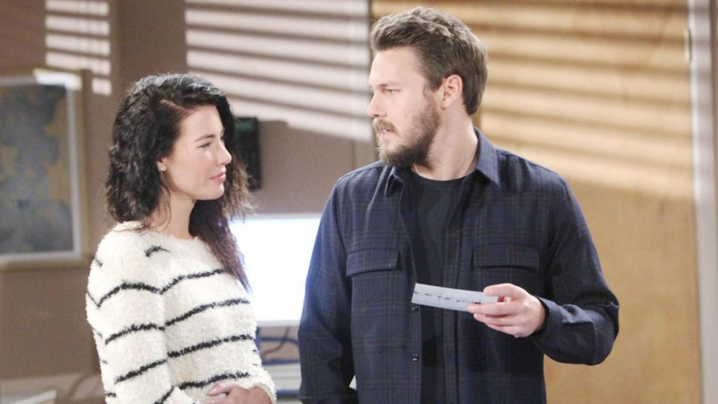 Beautiful, anticipazioni fino al 23 marzo: Liam torna con Steffy per Kelly