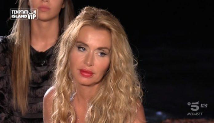 Temptation Island Vip, Valeria Marini lascia Patrick