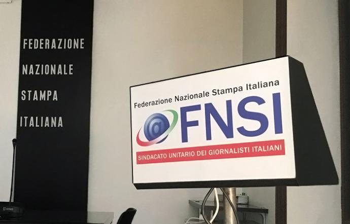 FNSI contro gli attacchi ai giornalisti: flash mob in tutte le piazze italiane