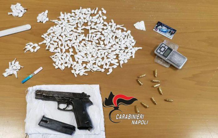 Napoli, controlli Rione Traiano e Fuorigrotta: tre arresti nel Parco Ises