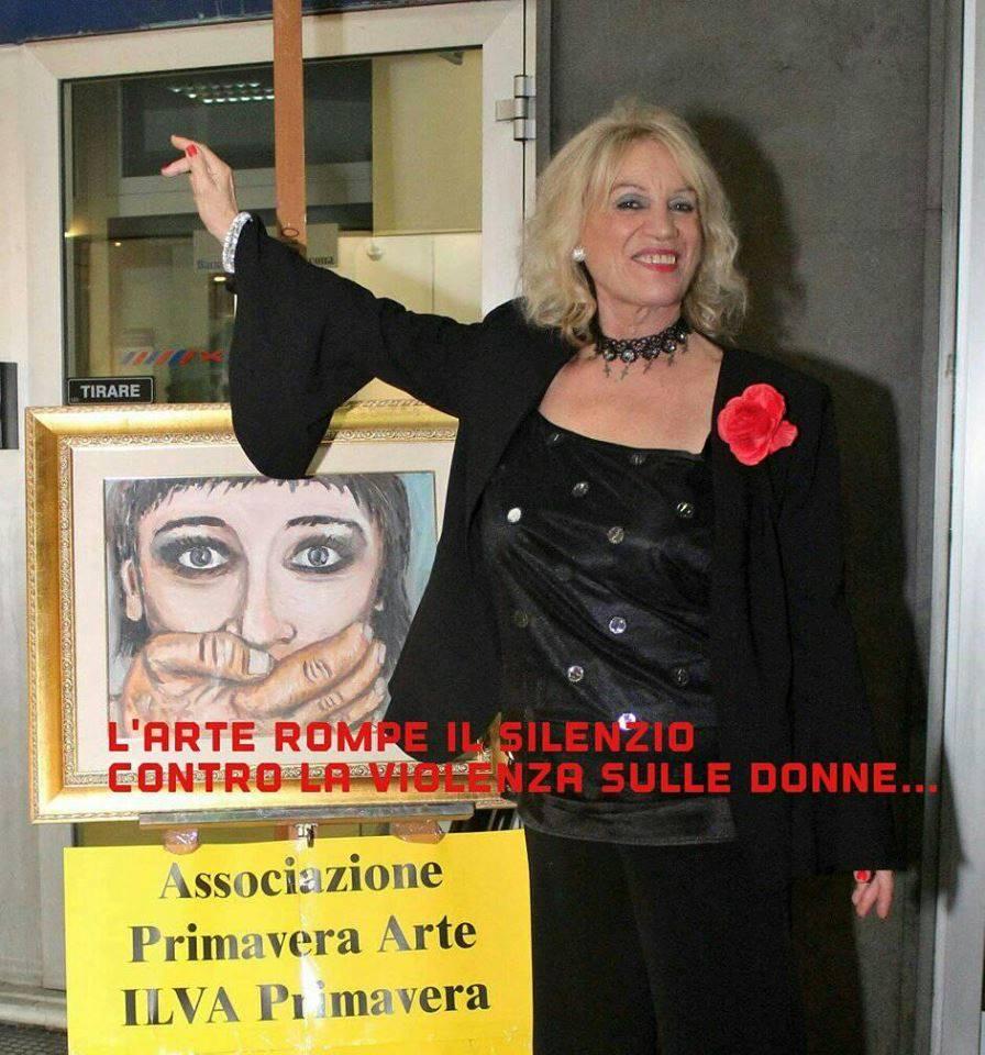 Violenza sulle donne, al Vomero l'evento dell'Associazione Primavera Arte