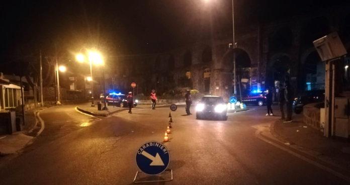 Ischia, controlli dei Carabinieri: denunce e sequestri di droga