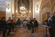 """'La Serva Padrona' di Pergolesi rivive nella chiesa della """"Graziella"""""""