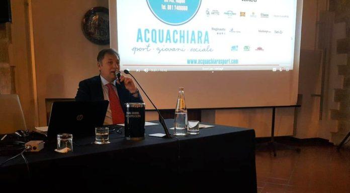 """Pallanuoto, Franco Porzio: """"Aiuti dallo stato per le società sportive"""""""