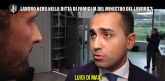 Lavoro nero nell'azienda del padre di Luigi Di Maio