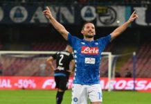 Calciomercato Napoli, Mertens rifiuta la prima offerta di rinnovo