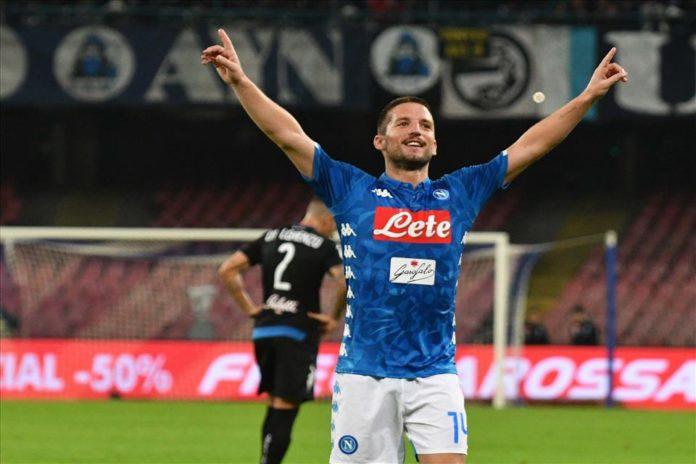 Calcio Napoli, Mertens: